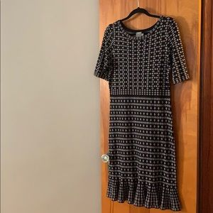 Taylor fitted dress